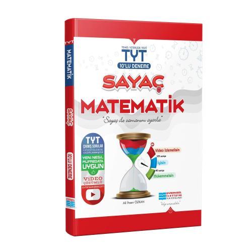 TYT Matematik Sayaç 10'lu Deneme (Video Çözümlü)